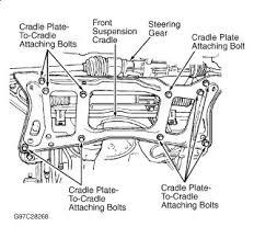 1999 dodge caravan rack u0026 pinion steering steering problem