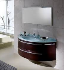 round bathroom vanity cabinets npl345 round face bathroom cabinet with glass top from new bathroom