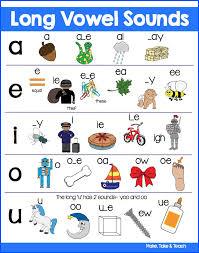 Blending And Segmenting Worksheets Long Vowel Spelling Patterns Make Take U0026 Teach