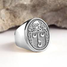 family crest rings embossed with your coat of arms