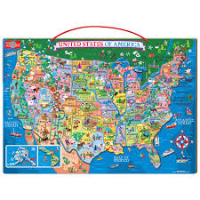 United States Map Puzzle by A19cwspmgul Jpg