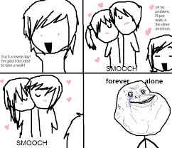 Forever Alone Meme Origin - image 68369 forever alone know your meme