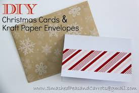 christmas diy christmas cards for kids to makediy on