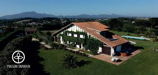 chambre d hote jean de luz pas cher maison tamarin bed breakfast villa plage de lafitenia 64500