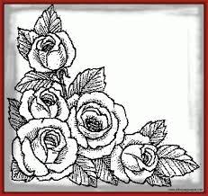imagenes para colorear rosas imagenes de rosas para dibujar search gato pinterest dibujos