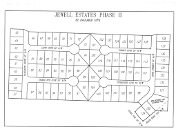 house plat jewels estates subdivision with tracy tidwell
