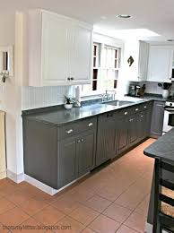 benjamin moore simply white kitchen cabinets iron mountain benjamin moore simply white and iron mountain gray