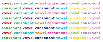 simple resume exles images of digraph consonants vowels and consonants explained for primary parents