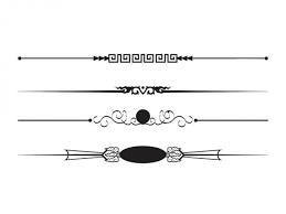 Decorative Line Clip Art Line Clipart U2013 Gclipart Com