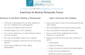 what do i need for a wedding simplify your wedding photography checklist casey fatchett