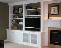 BuiltIn Bookcases Traditional Family Room New York By - Family room built ins