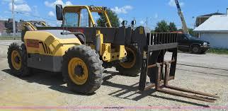 volvo trak 2003 volvo tl90 telehandler item k5743 sold august 27 c