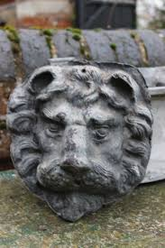 Outdoor Lion Statue by Lion Head Fountain Spout Outdoor Fountains Pinterest