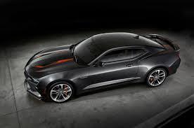 2016 camaro ss concept 6le designs 2016 camaro ss 50th anniversary style stripe