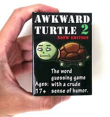 thanksgiving taboo game amazon com awkward turtle 2 the party word game nsfw