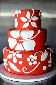 hawaii themed wedding cake tropical bamboo cake let them eat