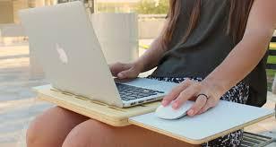 Laptop Mini Desk Tablio Mini Desk Gadget Flow