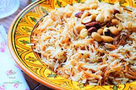 cuisine libanaise recette riz aux vermicelles libanais aux delices du palais