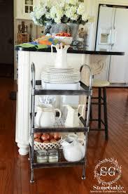 Home Goods Kitchen Island The Summer Farmhouse Kitchen Stonegable