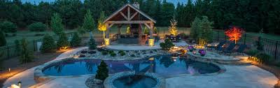 georgia pools outdoor lighting