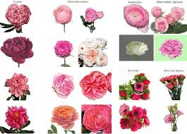 wedding flowers types wedding flowers a floral affair