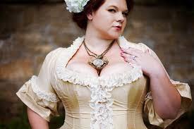 vintage plus size wedding dresses items similar to plus size wedding dress corseted jacket