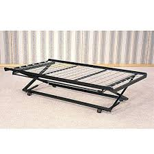 amazon com 39 twin size black metal high riseer bed frame