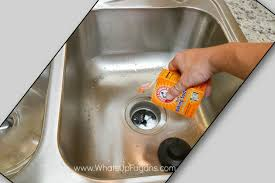 How To Clean And Deodorize Your Smelly Garbage Disposal - Kitchen sink deodorizer