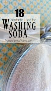 Fancy Synonyms For Bathroom by 18 Fantastic Uses For Washing Soda