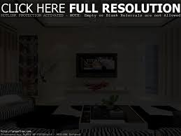 living white black wall paint colors wall mounted tv rectangle