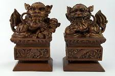 lion bookends lion bookends ebay