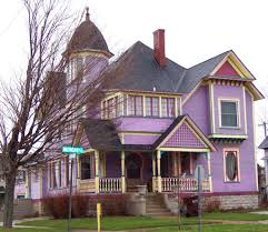 victorian house purple victorian house ladydragonflycc u003e u003c flickr
