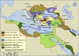 Present Day Ottoman Empire Empire