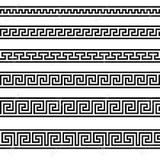 Greek Key Motif 13 Awesome Greek Geometric Patterns Images Geometric Greek Art