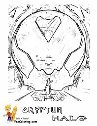heroic halo 4 coloring pages halo 4 free halo coloring