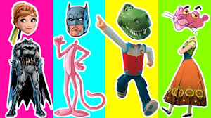 Toy Story Halloween Costumes For Family Wrong Heads Paw Patrol Dinosaur Toy Story Batman Frozen Pink