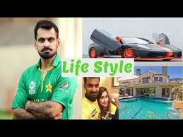 mohammad hafeez biography mohammad hafeez lifestyle income house cars wife career