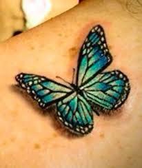 3d butterfly tattoos butterfly butterfly