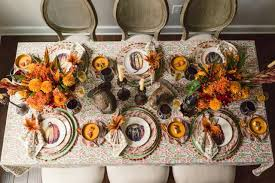 15 decoration ideas for thanksgiving dinner interior design blogs