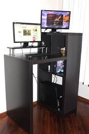 meuble pour ordinateur portable et pour ordinateur portable et imprimante 8 avec cuisine pc table d
