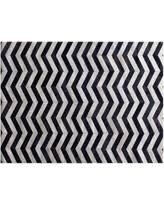 Rugs Chevron Amazing Deal On Exquisite Rugs Chevron Hide Beige White Leather