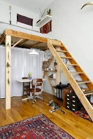 Staircase For Small Spaces Designs - small space hacks 24 tricks for living in tiny apartments urbanist