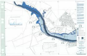 100 Year Floodplain Map Floodplain Mapping In Tasmania