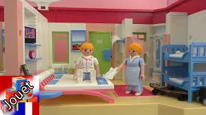 chambre d enfant playmobil nous présentons une chambre de l hôtel playmobil présentation de