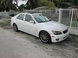 lexus i300 2004 lexus is 300 for sale carsforsale com