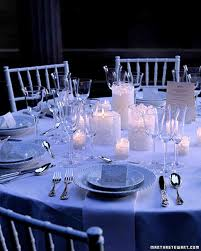 white wedding decorations and favors martha stewart weddings