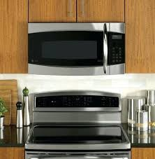 Standard Size Microwave by Standard Height For Microwave Range Hood Image Maytag Microwave
