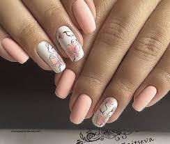 nail arts half moon nail designs awesome nail 2460 best