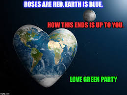 Earth Meme - earth heart imgflip