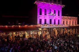 the night before thanksgiving poem old sacramento theatre of lights